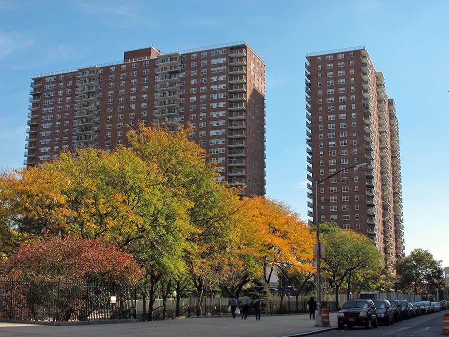 Harlem Housing Projects Ben Bansal