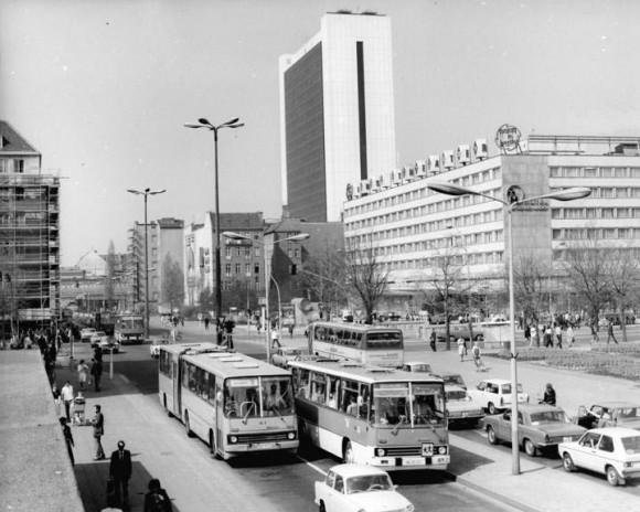 Berlin, Hotel Unter den Linden, Internationales Handelszentrum