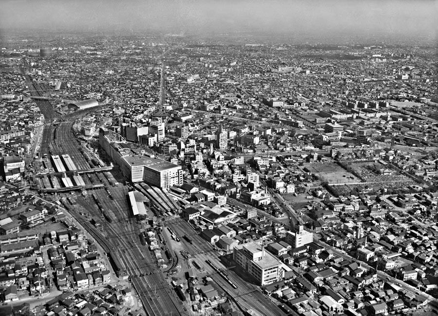 1960s Tokyo photos | Ben Bansal